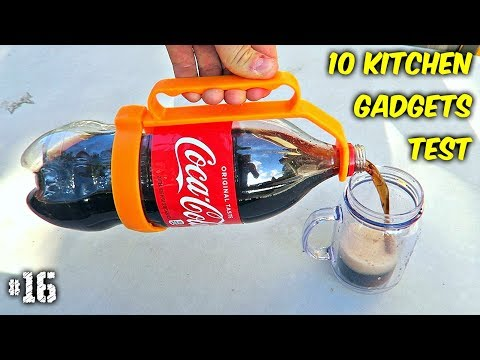 10 Kitchen Gadgets put to the Test - part 16