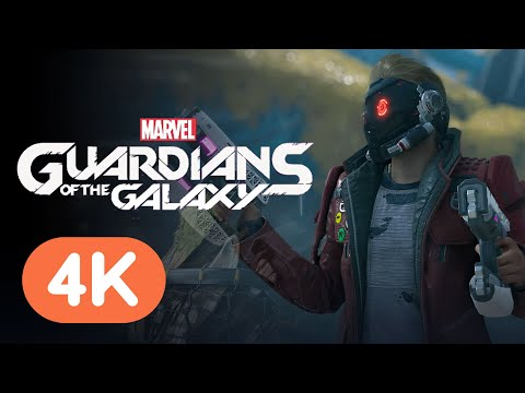 Marvel's Guardians of the Galaxy – Official Gameplay Demo (4K) | E3 2021