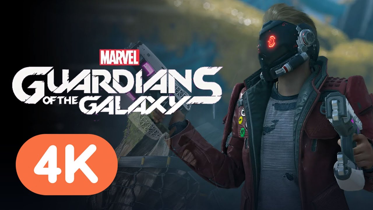 Download Marvel's Guardians of the Galaxy - Official Gameplay Demo (4K) | E3 2021