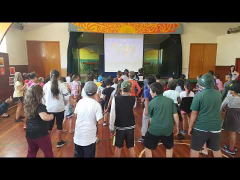Tui Glen School - whip nae nae just dance