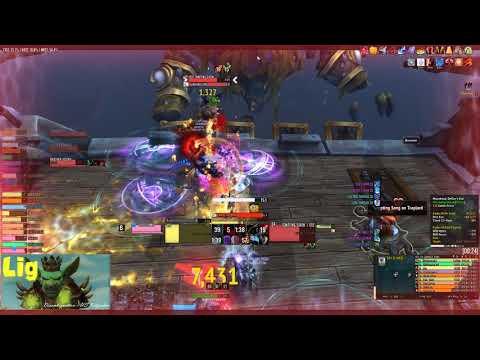 Mythic Stormwall Blockade - Disambiguation (Assassin Rogue PoV)