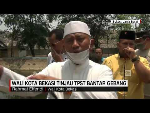 Walikota Bekasi Tinjau TPST Bantar Gebang Mp3