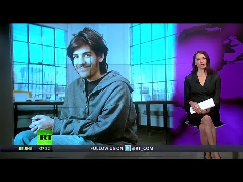Why We Must Fight for Free Information   Aaron Swartz' Legacy