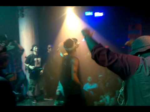 Asap Rocky - Santos NYC Blunt Party - Space Ghost