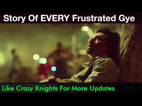 Story Of EVERY Frustrated Person credit Tamasha Movie wat wat song