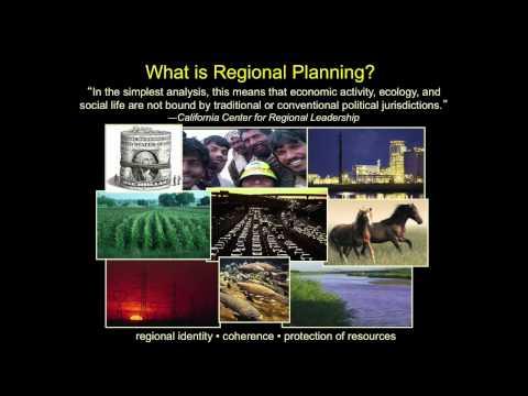 California Coastal Commission-Part 1 (Regionalism)