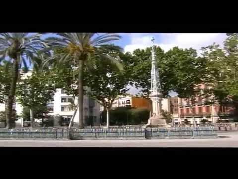 Barcelona arch of triumph \  Барселона Триумфальная Арка