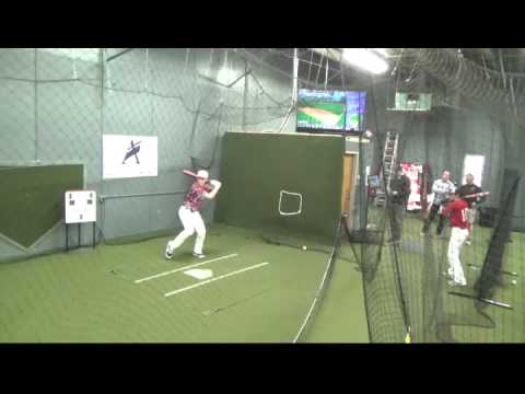 Premier Baseball's College Showcase - Hitting