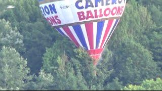 Balloon Fiesta Cameron Balloon Accident 08/08/2015