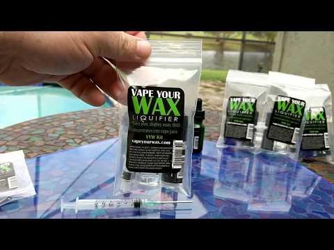 Learn How to Vape Your Wax - Enjoy!