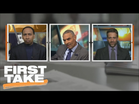 Tony Romo to the Buffalo Bills? | First Take