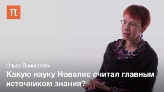 Интеллектуальный романтизм Новалиса - Ольга Вайнштейн