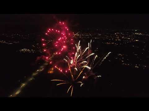 2018 Longmont CO - Fireworks Show Highlights