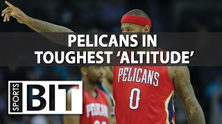 Sports BIT | Pelicans vs. Jazz | NBA Picks