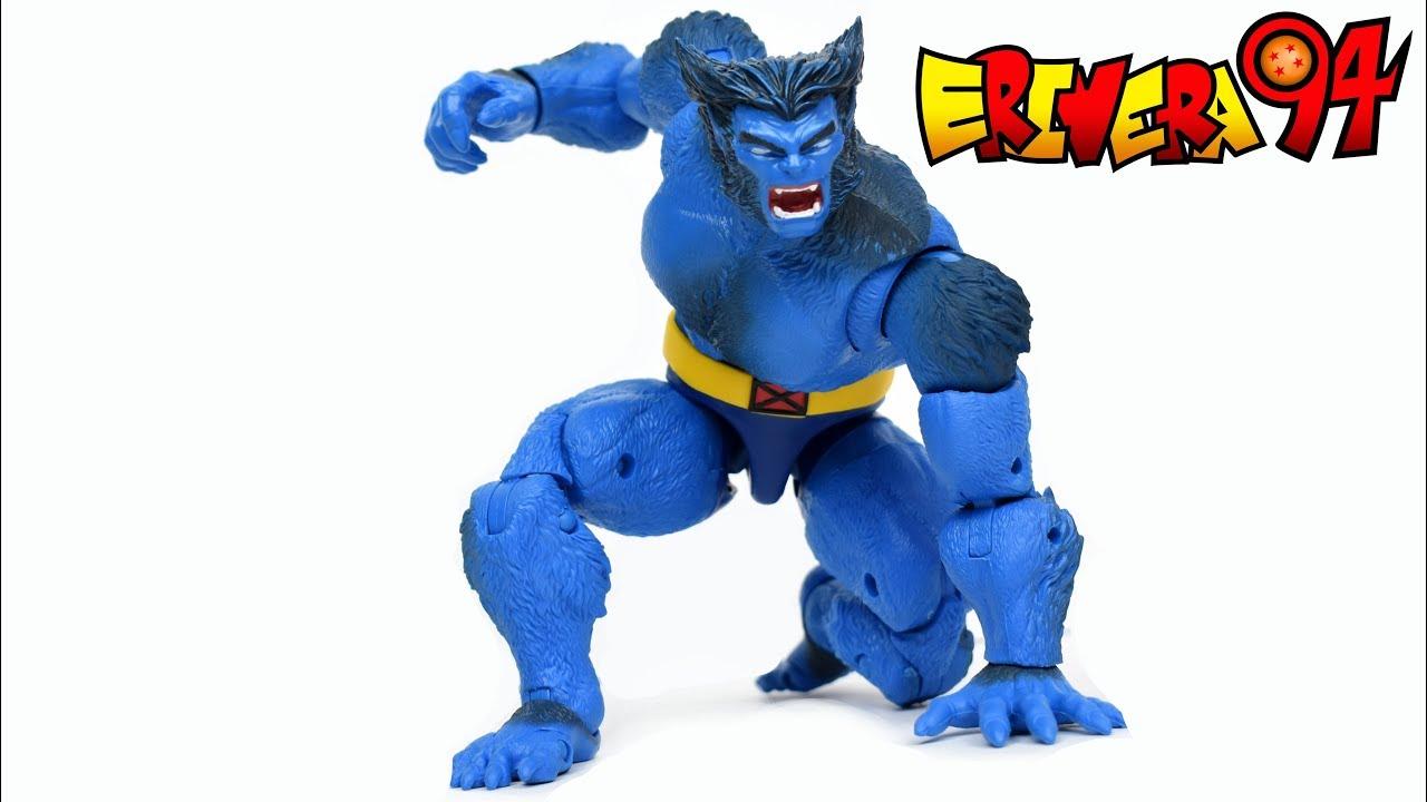 HASBRO Marvel legends X-Men Caliban BAF Figure WAVE 8 figues