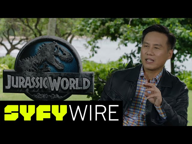 Blastr on Jurassic World Set: BD Wong on Returning to Henry Wu - Celebrity  Interview | SYFY WIRE