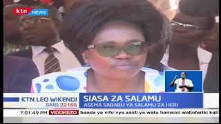 Raila atetea salamu zake za heri na Uhuru Kenyatta