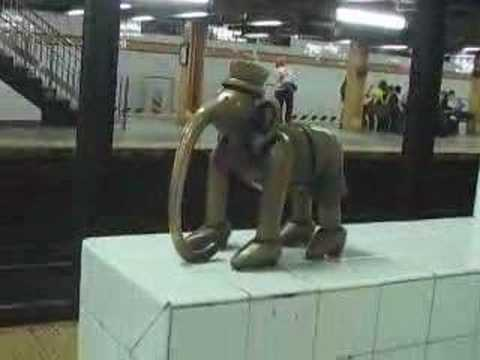 Tom Otterness: Inside the artist's studio