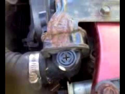 1995 Subaru Legacy Radiator Bleed Plug Replacement