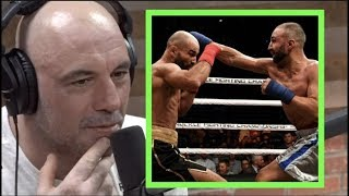 Joe Rogan on Paulie Malignaggi vs. Artem Lobov, Bareknuckle Boxing