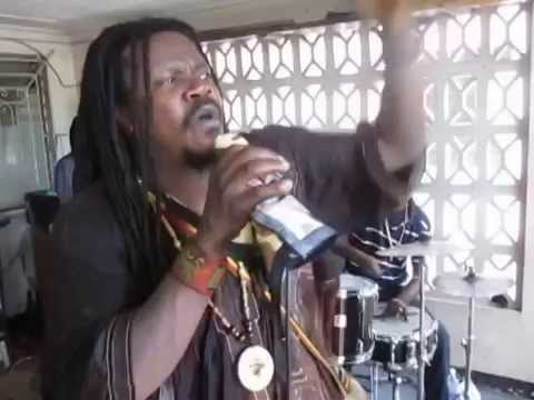 Luciano - Me Again Jah @ High Symbol Band Rehearsal for GOSPEL FIESTA