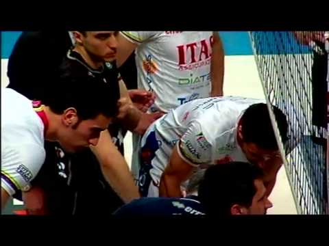 infortunio parodi simone bre banca lannutti cuneo a1 volley Travel Video