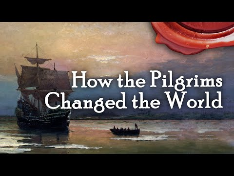 How the Pilgrims Changed the World - Plymouth 400th Anniversary