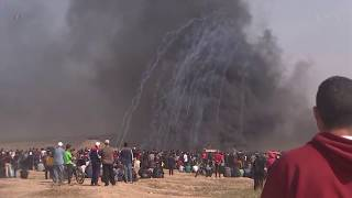 3 Dead as Violence Flares at Gaza Border Protest