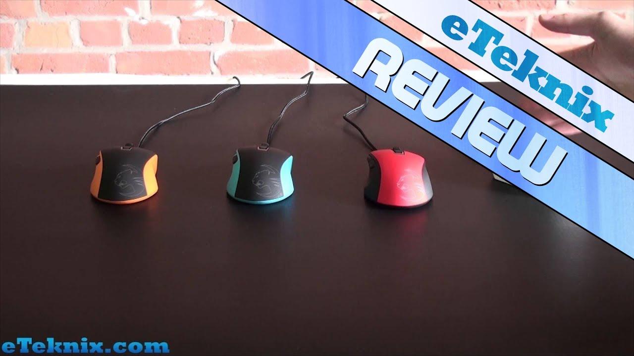 Roccat Kone Pure Colour Video Review + Giveaway ...