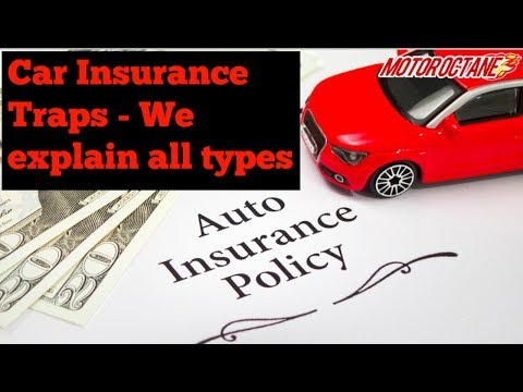 Car Insurance - Different Types - Must Watch