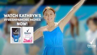 Commute pa more, #FreshPaMore with Kathryn Bernardo!