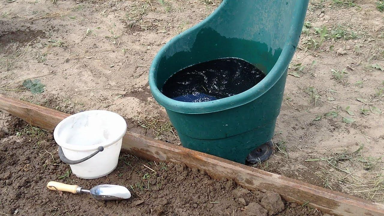 327  Как сделать урожайную грядку-короб