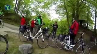 XXL-Fahrradtour