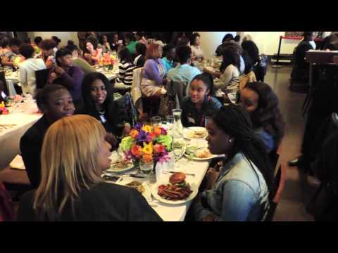 CURLS Empowering Female Entrepreneurs Luncheon at MIST Harlem