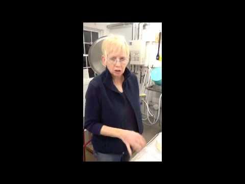2012 American Cheese Society Winner Sarah Spring on Cheesemaking