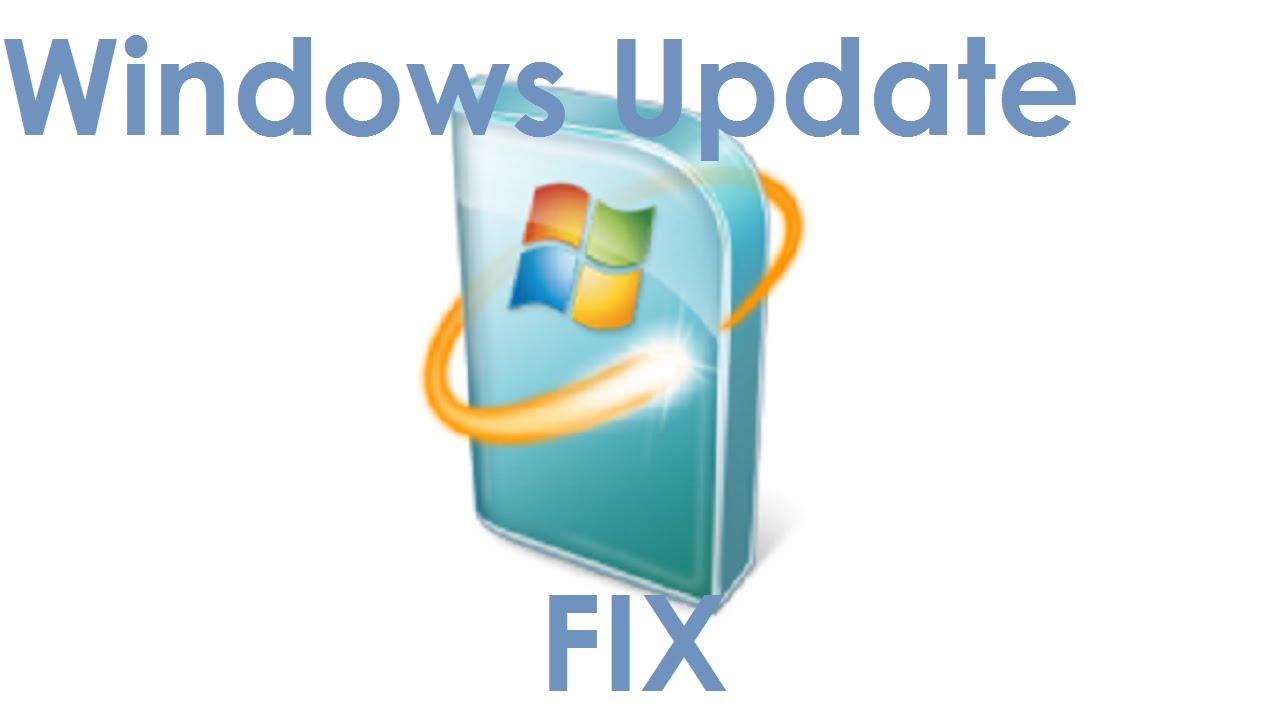 Failure configuring windows update windows 7