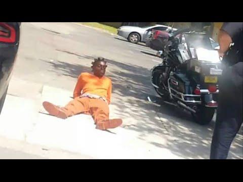 [Raw Footage] Kodak Black Arrested By Miami Police