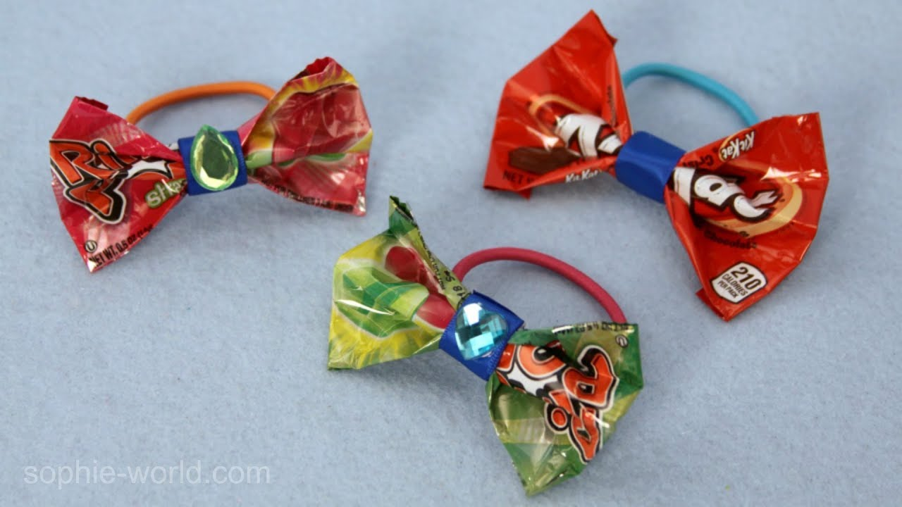 Candy Wrapper Origami | Origami candy wrapper, Origami candy, Crafts | 720x1280