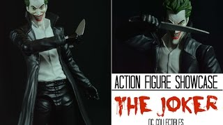 "DC Collectibles 7"" New 52 Joker Action Figure Showcase Review"