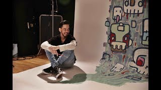 Kerrang! Art Day - Mike Shinoda
