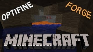 Minecraft Forge and Optifine Installation 1.6.4 an