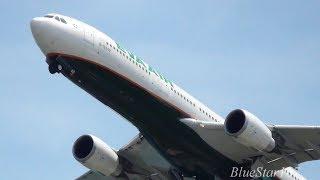 Download lagu [New Livery] EVA Airways Airbus A330-300 (B-16340) takeoff from KIX/RJBB (Kansai - Kansai) RWY 06R