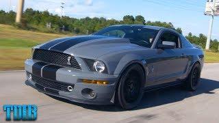 800 Horsepower Of Mayhem - Jd Joyridetv 2008 Shelby Gt500 Review