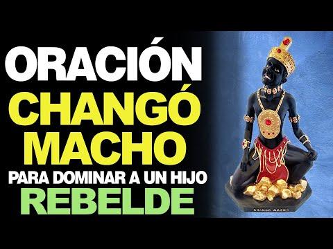 🙏 Oración a Changó Macho PARA DOMINAR A UN HIJO REBELDE ¡Muy efectiva! 🙇