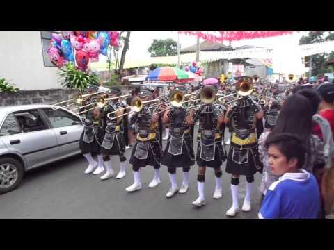 Fiesta Sto. Niño Aguila Band Tondo, Manila