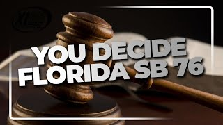 Florida SB 76 - What Does This Mean for Homeowners?