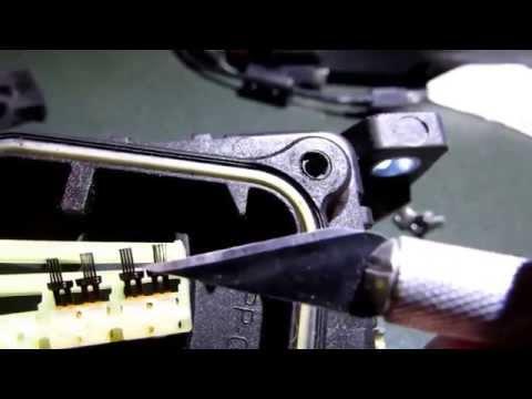 2004 Jaguar X-Type Accelerator pedal sensor repair