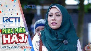 PURA PURA HAJI - Jannah Atin Dan Warga Cikuya Kaget Liar Nur Ama Nanang [7 November 2017]