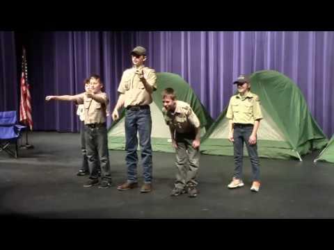 2018 LFL I Wish I Was A Boy Scout