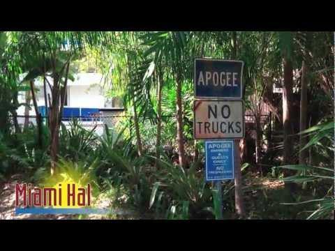 Coconut Grove, FL @ Apogee (Condo Townhouses)
